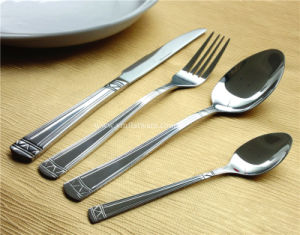 Hot Sale Fashion Western Cutlery Set pictures & photos