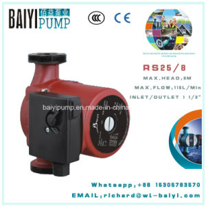 Family Hot Water Circulator Pump 25/8 pictures & photos