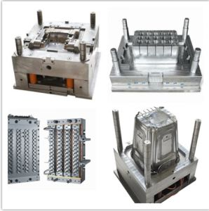 High Precision Custom Plastic Injection Mould Factory