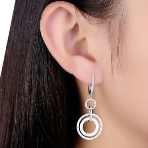 925 Sterling Silver Fashion Earrings for Women pictures & photos