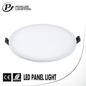 Popular Energy Saving 30W Ultra Narrow Edge LED Panel (Round) pictures & photos