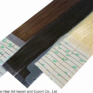 Good Quality Invisible PU Skin Tape Human Remy Hair Extension