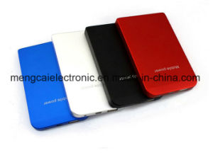 3500mA Cheapest Portable Promotional Mobile Phone Power Bank