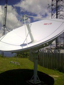 3.0m Vsat Rxtx Satellite Dish Antenna pictures & photos