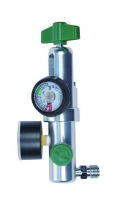 Cga 540 Style Oxygen Regulator 0 to 15 L/Min (DISS Outlet) pictures & photos