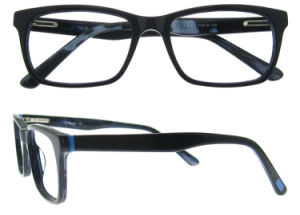 Wholesale Stock Eyewear New Style Eyeglass Acetate Optical Frame pictures & photos