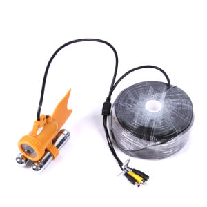 Color CCD Underwater Camera with 20m to 300m Cable Cr006A pictures & photos