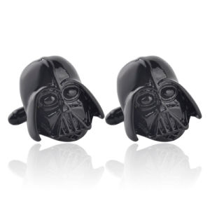 Star Wars Cufflinks Stormtrooper Darth Vader Yoda Lightsaber Wedding Gift