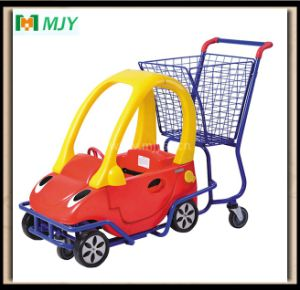 Supermarket Kids Shopping Cart pictures & photos