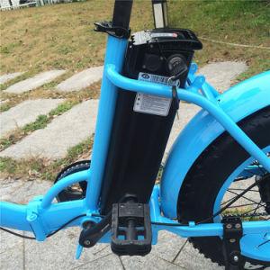 20inch Folding Fat Tire 500W E Bike Rseb-509 pictures & photos