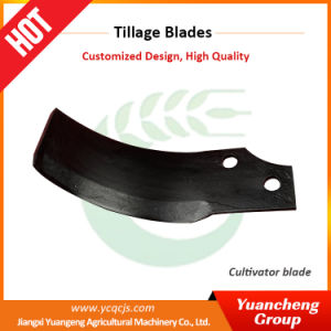 2016 Design Parts for Plows Kubota Tiller Blade pictures & photos