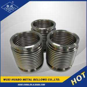 Flange Connection and Stainless Steel Material Flexible Pipe Bellow pictures & photos