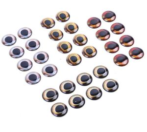 4D Simulation Fishing Eyes Fishing Lure Eyes Plastic Fishing Eyes Fishing Tackle Fishing Accessory pictures & photos