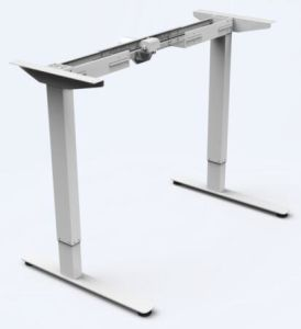 Electric Height Adjustable Desk/Lift Desk/Standing Desk with One Motor (ET101) pictures & photos