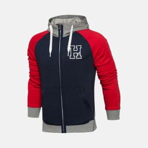Sports 80% Cotton 20% Polyester 280GSM Appliqued Custom Hoodies pictures & photos
