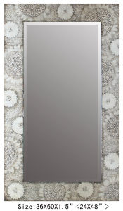 Wholesale Home Decor High Quality Wall Art Mirror Modern Rectangle Mirror pictures & photos