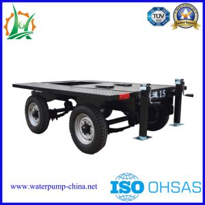 Vacuum Assist, Big Flow Trailer Mounted Mixed Flow Water Pump pictures & photos