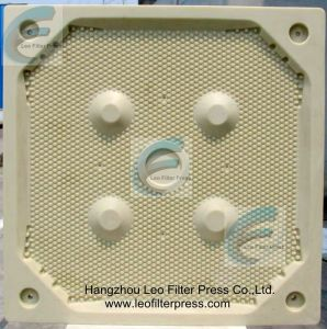 Reinforced Polypropylene Chamber Filter Plate pictures & photos