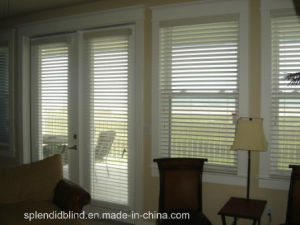 Wooden Windows Blinds Basswood Blinds pictures & photos