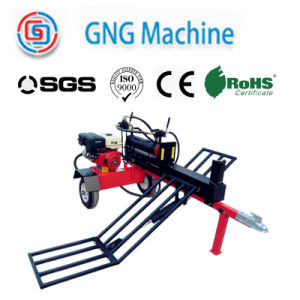 Vertical/Horizontal Forest Timber Wood Automatic Log Splitter pictures & photos