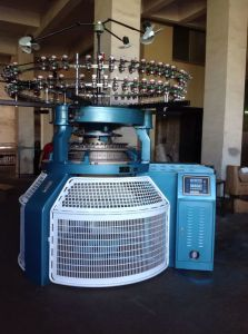 Cutting Loop Circular Knitting Machine pictures & photos