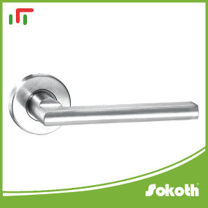 Ss Stainless Steel 201/304/316 Lever Door Handle/ Locks pictures & photos