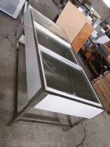 Customized Commercial Stainless Steel Seafood Display pictures & photos