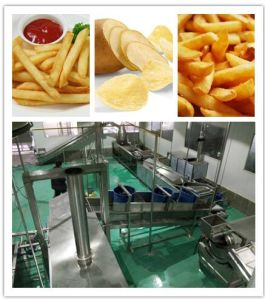 Superior Quality Cheap Potato Chips Machinery pictures & photos