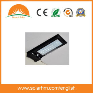 7W High Lumen LED Solar Wall Light for Garden pictures & photos