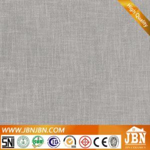 Fabric Design Grey Color Porcelain Tile Floor (JB6022) pictures & photos