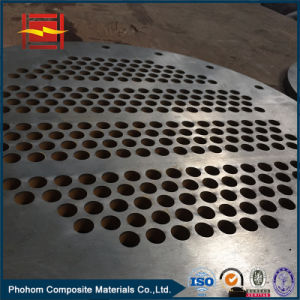 Titanium Clad Copper Cryogenic Engineering Wear-Resistance Metallurgical Bond pictures & photos