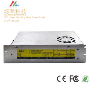 LED Indoor Switching Mode Power Supply 400W Eldv-12e400b pictures & photos
