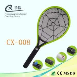 Hot Sale Big Net Rechargeable Electric Mosquito Killer Trap, Pest Control Racket Insect Flying Zapper pictures & photos