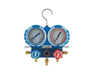 New Refrigerant Manifold Gauge Set Vmg-2-R32/Vmg-2-R1234yf pictures & photos