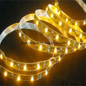 120LEDs/M 12V-24V SMD3528 6000k Cool White LED Strip Light pictures & photos