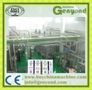 Pasteurized Milk Making Machine Production Line pictures & photos