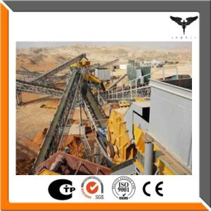 Hot Selling Professional Stone Crusher Line Equipment, Stone Jaw Crusher pictures & photos