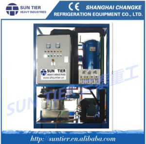Ice Drink Machine 5 Tons Tube Ice Machine Price pictures & photos