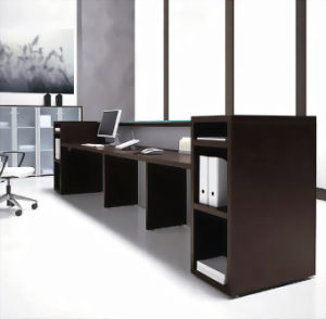 Modern Design Office Front Desk for Reception Area (HX-RT801) pictures & photos