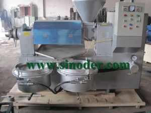 Large Capacity Oil Screw Press Machine of Sinoder Brand pictures & photos