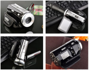1080P Remote Nice Black Video Camcorder 16MP Digital Camera pictures & photos