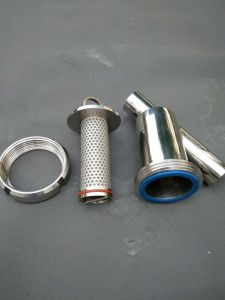 Stainless Steel Filter Industrial Water Filter Tube Filter pictures & photos