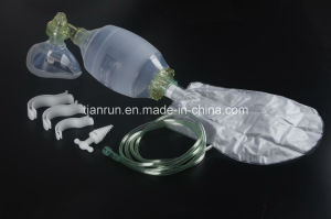 Silicone Rubber Manual Resuscitators pictures & photos