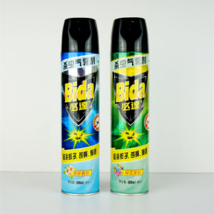 Good Smell Insecticide Spray for Bed Bugs pictures & photos