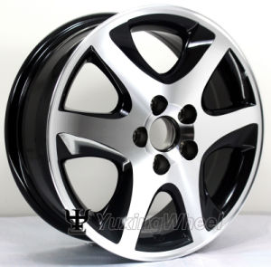 15 Inch Aluminium Auto Alloy Rim or Alloy Rims with OEM & ODM pictures & photos