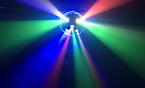 New High Power DMX Hot Sale LED Party Light pictures & photos