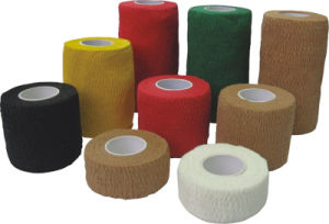 Cohesive Bandage, for Pets Use pictures & photos