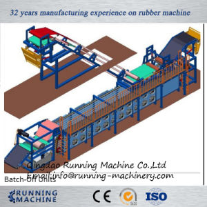 Rubber Sheet Batch-off Cooling Machine pictures & photos