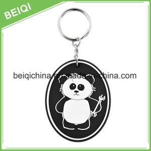 High Quality Gift Promotional 3D PVC Keychain pictures & photos