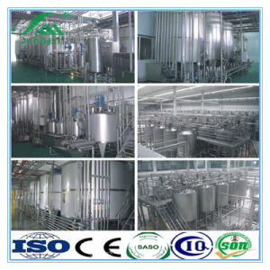 Gable Top Carton Filling Sealing Packing Equipment/Machines Low Price pictures & photos